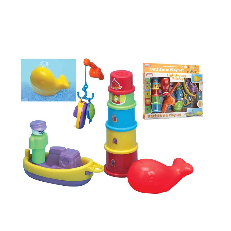 Lighthouse Bathtime Playset | The Toy Team